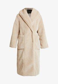 YAS - YASPAULA COAT - Winter coat - almondine - 4