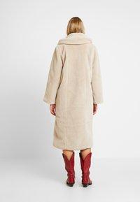 YAS - YASPAULA COAT - Winter coat - almondine - 2