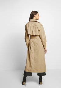 YAS - YASSHILEE  - Trenchcoat - pebble - 2