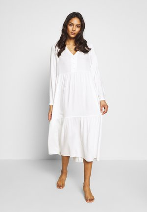 YASFLOKKA LONG DRESS - Complementos de playa - star white