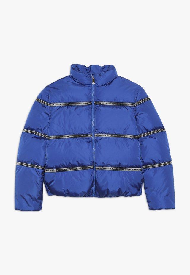 PIUMINO JUNIOR BOY - Gewatteerde jas - bluette