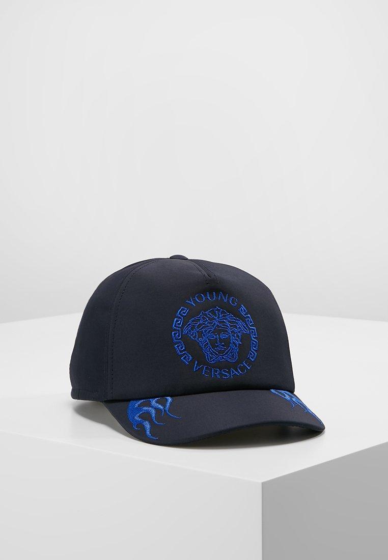 Versace - HAT - Cap - blu/giallo-sher -royal