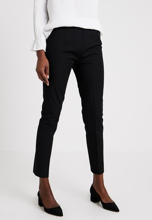 CHARELL - Kalhoty - black