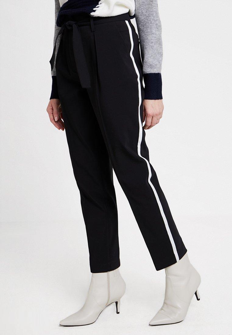 someday. - CANDIDA GALLON - Pantalones - black