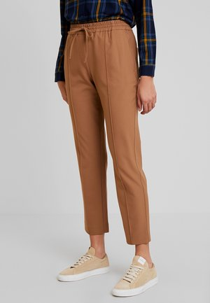 CANNI - Trousers - golden caramel