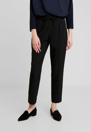 CANNI - Kalhoty - black