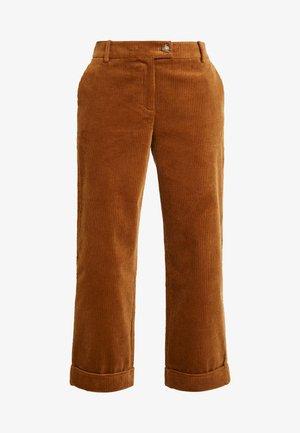 CELLI - Kalhoty - golden caramel