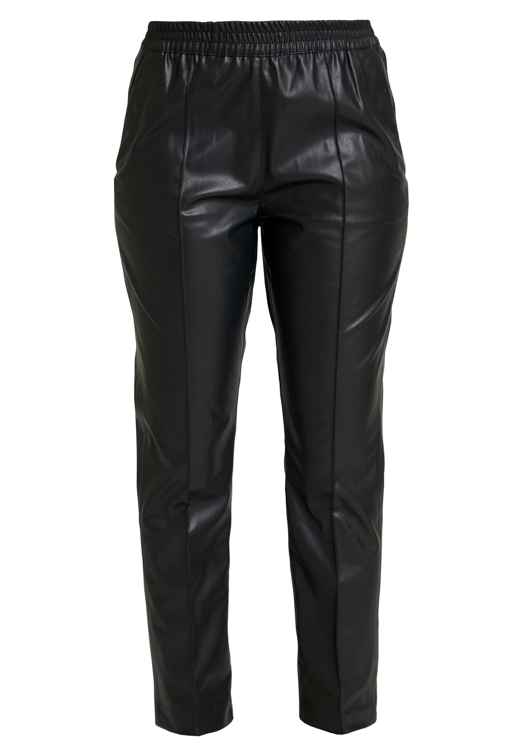 someday. CANIL - Spodnie materiałowe - black