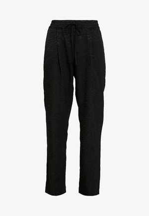CHURI - Trousers - black