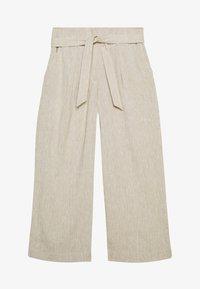 someday. - CORELIA - Trousers - soft stone - 0