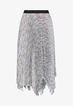 OLERO - A-line skirt - black