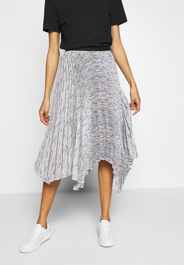 OLERO - A-snit nederdel/ A-formede nederdele - black