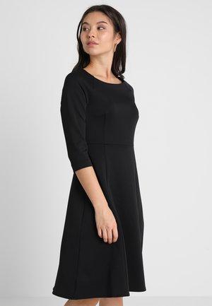 QESRA - Korte jurk - black