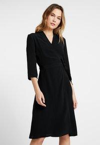 someday. - QUIRINA - Korte jurk - black - 0