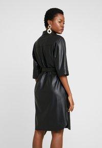 someday. - QUELINA - Shirt dress - black - 2