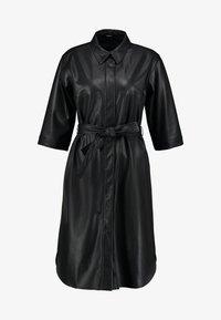 someday. - QUELINA - Shirt dress - black - 3