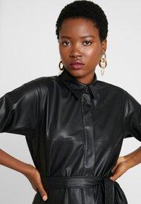 someday. - QUELINA - Shirt dress - black - 4