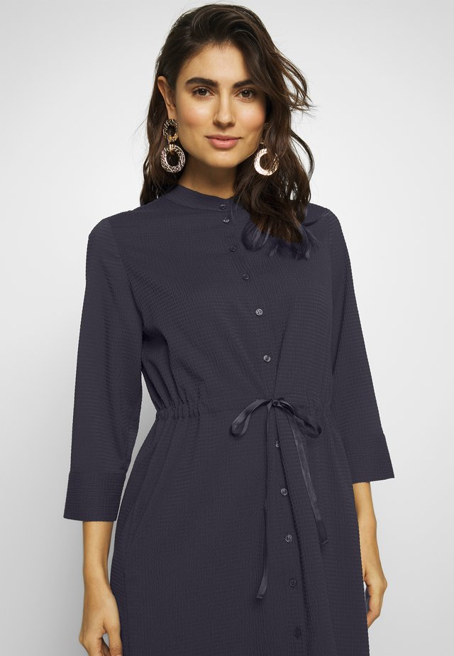 QARINA - Shirt dress - smart blue