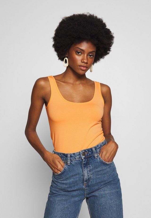 KÄTHI - Top - silky orange