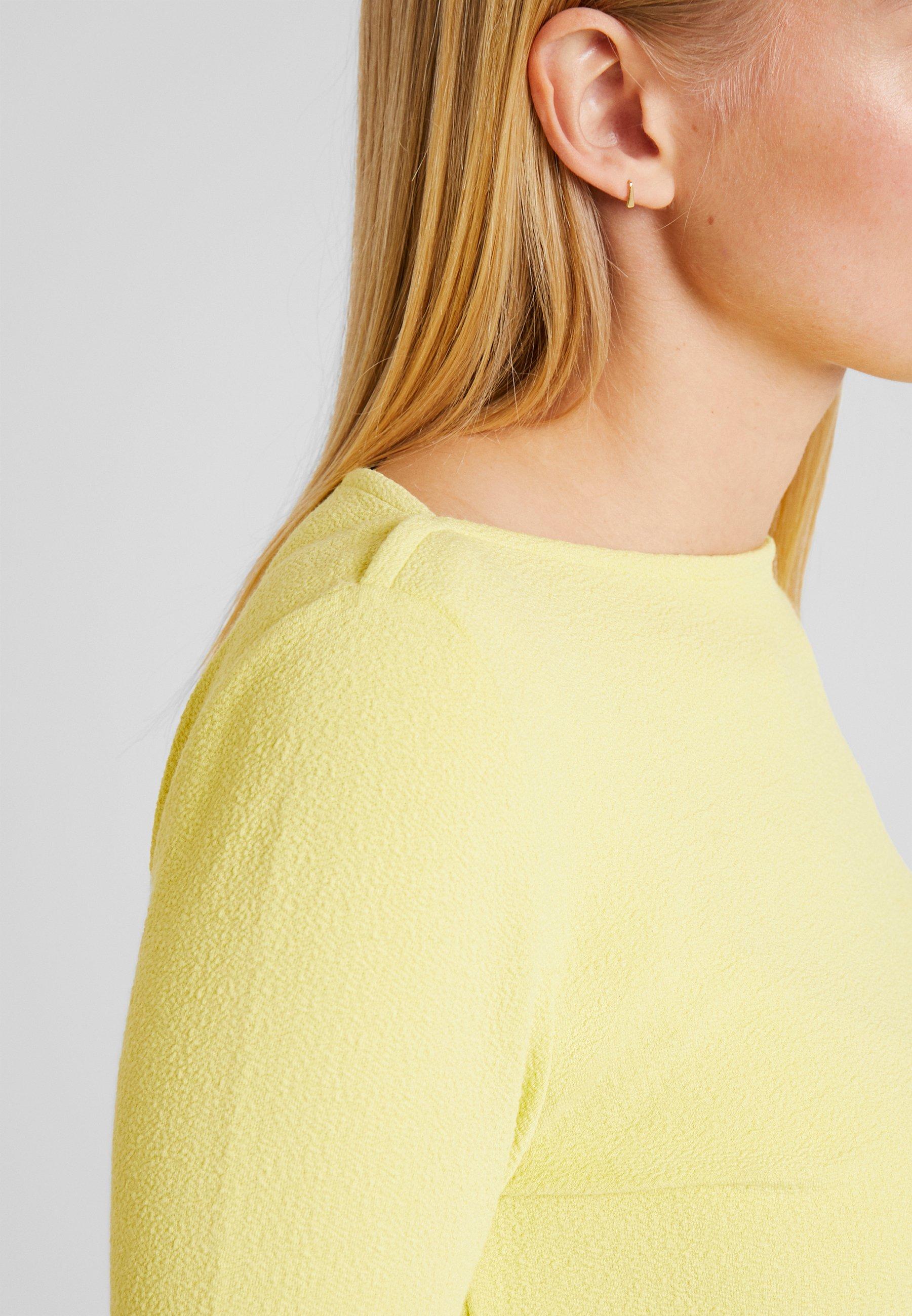 Someday. Kela - Langærmede T-shirts Lime
