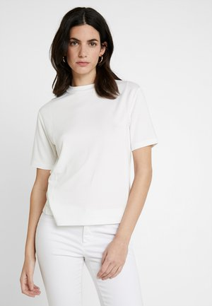KUMI - T-shirts basic - milk