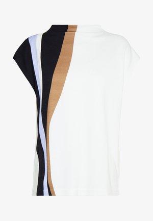 KOWA LINES - T-Shirt print - smart blue
