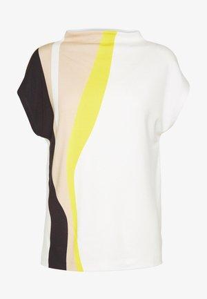 KOWA LINES - T-shirts med print - lime