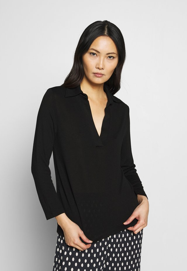 KUKI - Long sleeved top - black