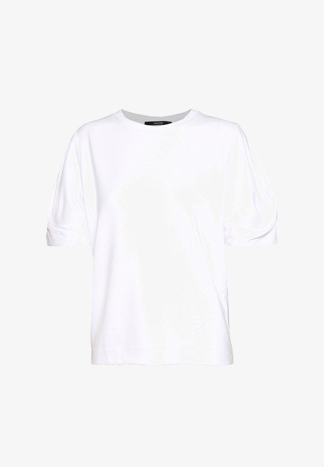 USAGI - Basic T-shirt - white