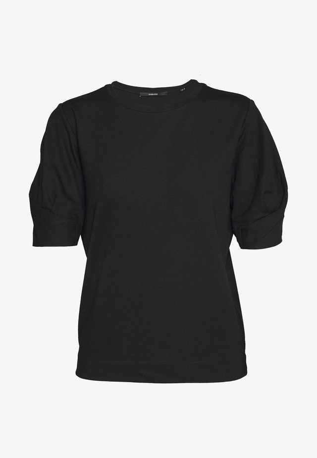 USAGI - T-Shirt basic - black