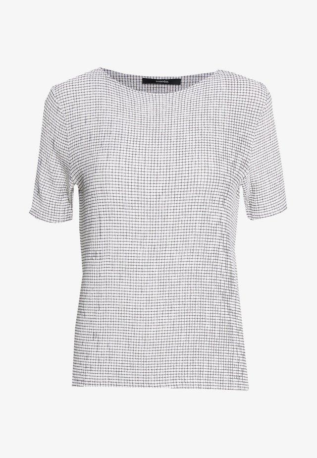 KAILI - Print T-shirt - black