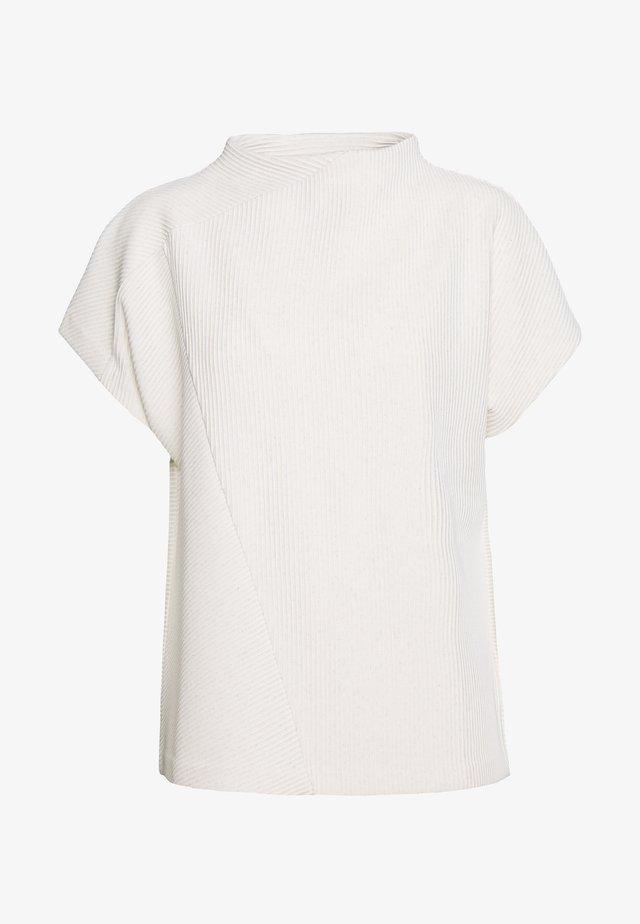 ULVI - T-shirt med print - soft stone
