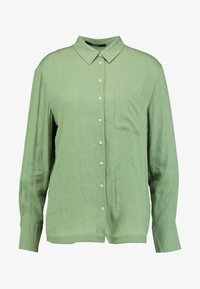 someday. - ZITA - Button-down blouse - garden green - 4
