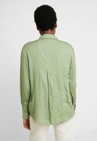 someday. - ZITA - Button-down blouse - garden green - 2
