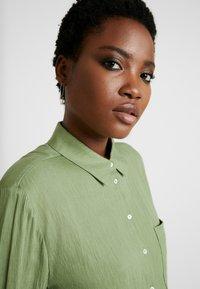 someday. - ZITA - Button-down blouse - garden green - 3
