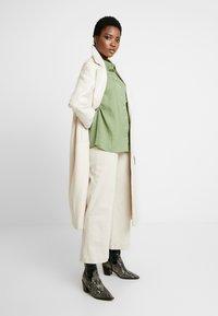 someday. - ZITA - Button-down blouse - garden green - 1