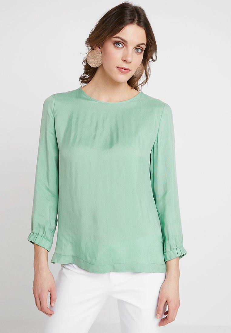 someday. - ZIELFY - Bluse - fresh mint