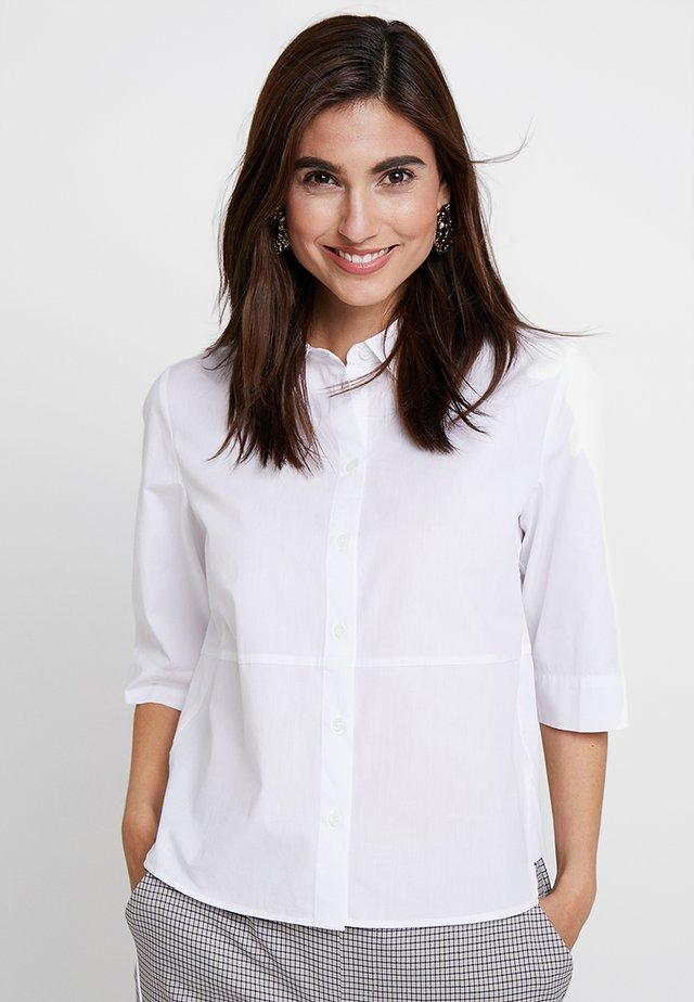 ZABELKE - Button-down blouse - white