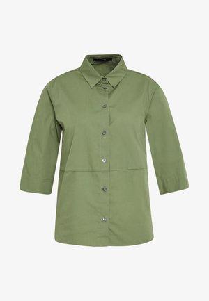 ZABELKE - Button-down blouse - garden green