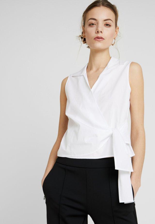 ZOLLA - Bluse - white