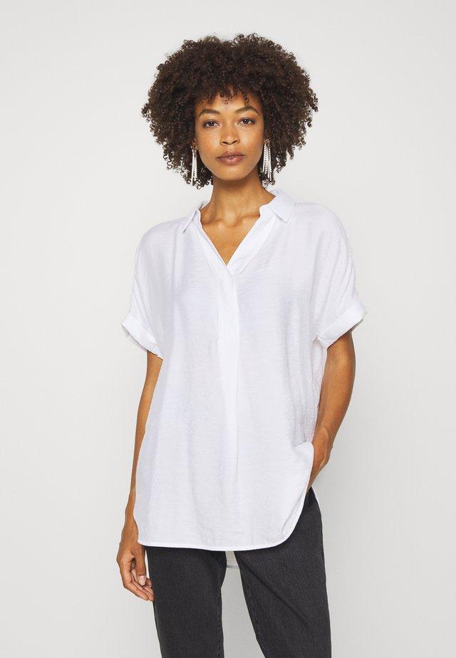 ZANARI - Blus - white