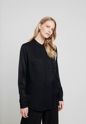ZEMINE - Skjorte - black