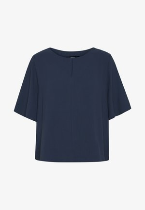 ZAMELINA - Blusa - smart blue
