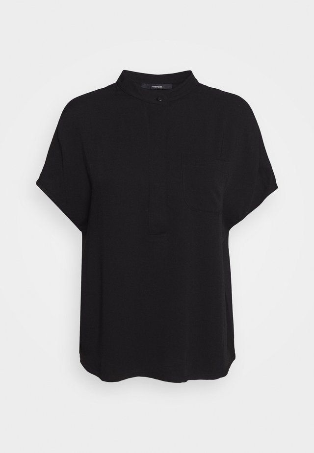KATOKWE - Bluser - black