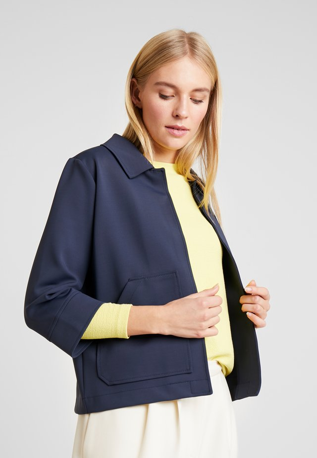 NADEIKE - Summer jacket - smart blue