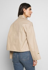someday. - VARINA - Summer jacket - natural sand - 2