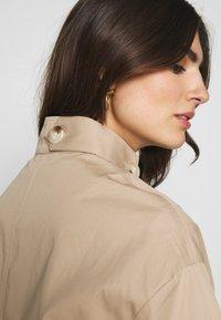 someday. - VARINA - Summer jacket - natural sand - 3