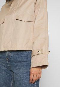 someday. - VARINA - Summer jacket - natural sand - 6