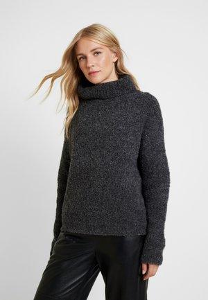 TANI - Stickad tröja - slate grey