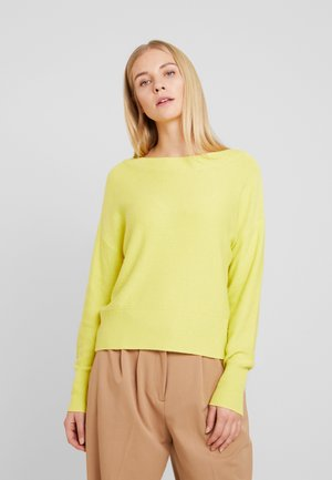 THALITA - Strickpullover - lime